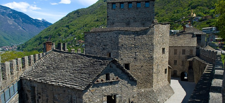 Image relating to Castles of Bellinzona (Day Trip) #0