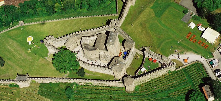Image relating to Castles of Bellinzona (Day Trip) #7