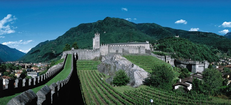 Image relating to Castles of Bellinzona (Day Trip) #3