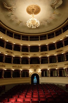 Image relating to Lecco Theatre #2