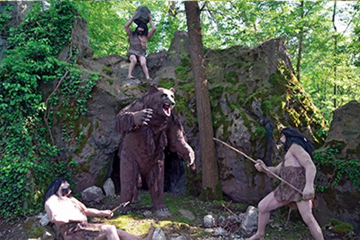 Image relating to Prehistoric Park (Day Trip) #17