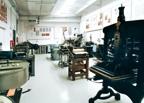 Image relating to Printing Museum #8