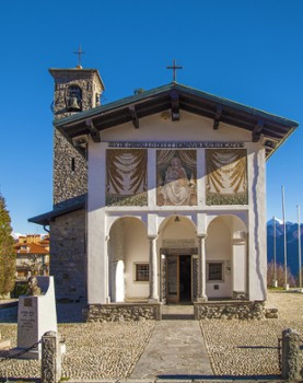 Image relating to Il Santuario Madonna del Ghisallo #0