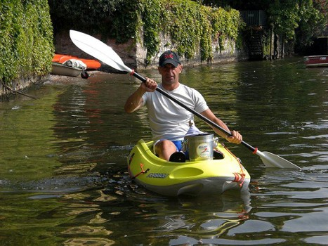 Image relating to Bellagio Water Sports Kayak Club #3