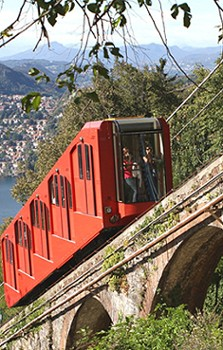 Image relating to Brunate Funicular #4