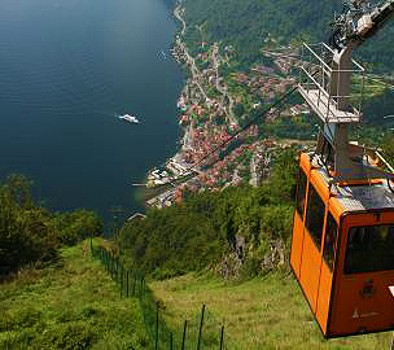 Image relating to Cablecar Argegno - Pigra #0