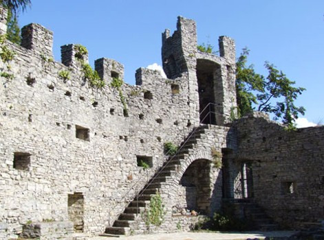 Image relating to Castello di Vezio #2