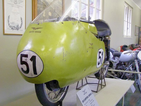 Image relating to Moto Guzzi Motorcycle Museum #4