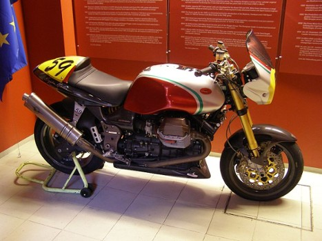 Image relating to Moto Guzzi Motorcycle Museum #6
