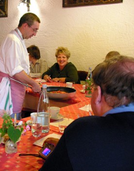Image relating to Il Caminetto Cooking Lessons #2