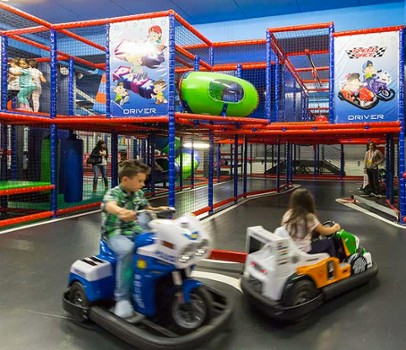 Image relating to Driver Indoor Park #3