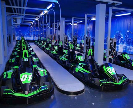 Image relating to Driver Indoor Park #1