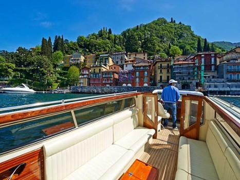 Image relating to Taxi Boat Varenna #6