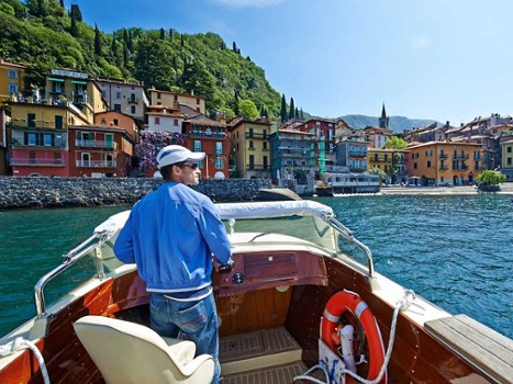 Image relating to Taxi Boat Varenna #7