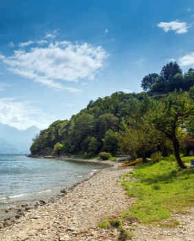 Image relating to Pianello del Lario Beach #0