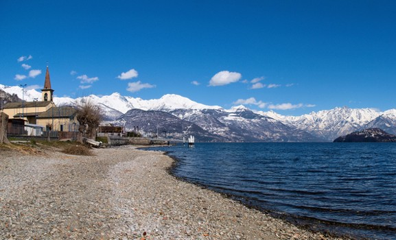 Image relating to Pianello del Lario Beach #1