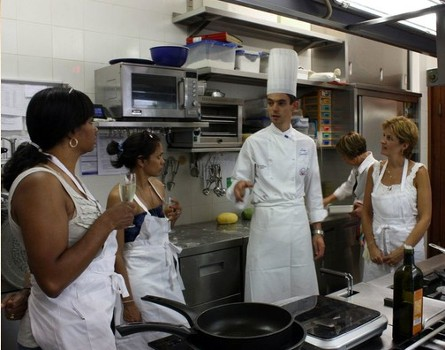 Image relating to Private Cooking Lesson with Chef Luigi Gandola #1