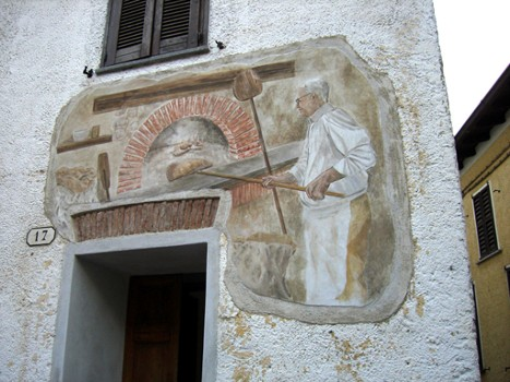 Image relating to Taceno Frescoes #5