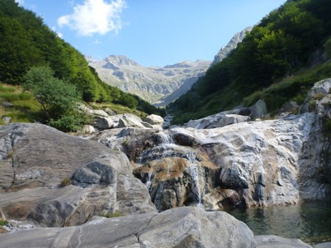 Image relating to Val di Bares Canyoning #0