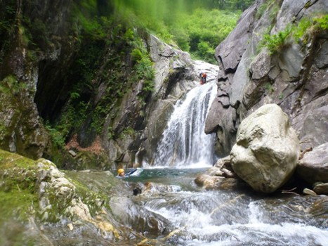 Image relating to Val di Bares Canyoning #10