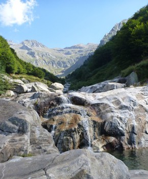 Image relating to Val di Bares Canyoning #18