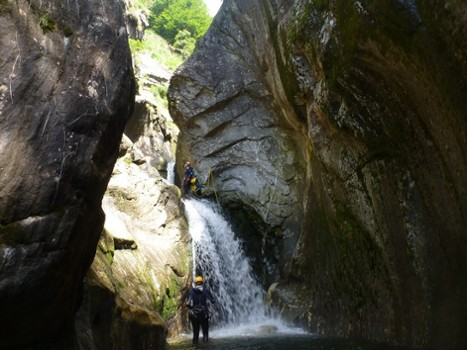 Image relating to Val di Bares Canyoning #15