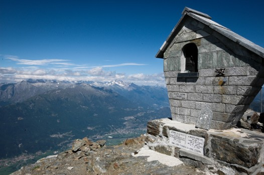 Image relating to Hiking Monte Legnone #12