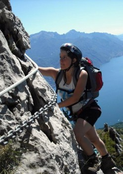 Image relating to Mount Grona Via Ferrata #0