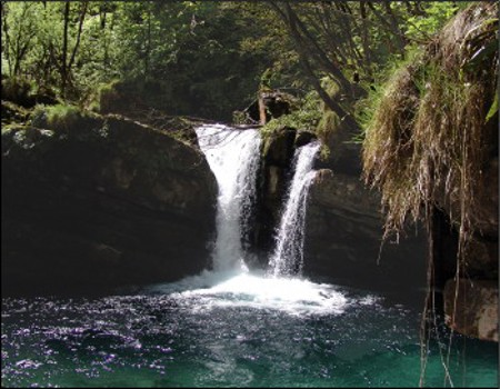 Image relating to Enna Waterfall #9