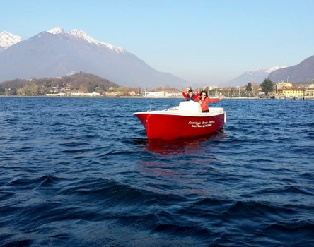 Image relating to Barchi Amo Electric Boats #2