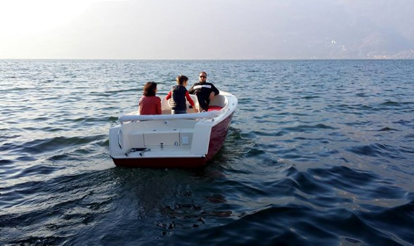 Image relating to Barchi Amo Electric Boats #6