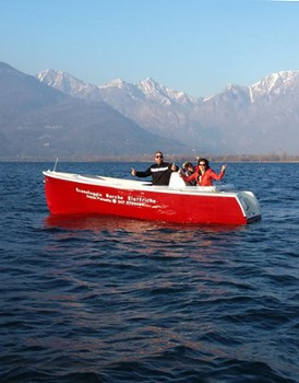 Image relating to Barchi Amo Electric Boats #9