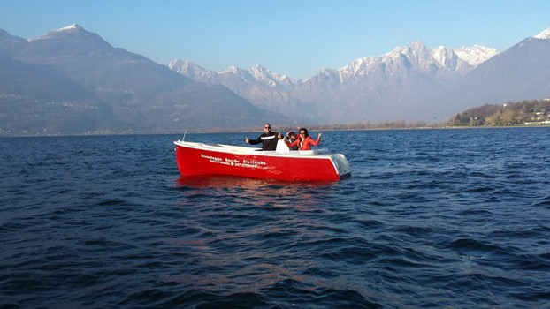 Image relating to Barchi Amo Electric Boats #7