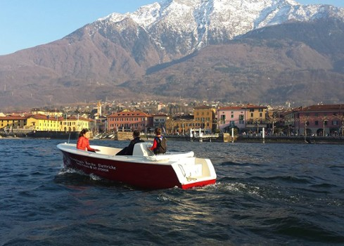 Image relating to Barchi Amo Electric Boats #3