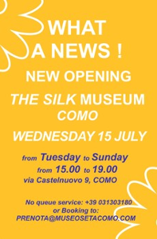 Image relating to Silk Museum Como<br>Museo della Seta #10