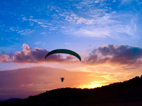 Image relating to FlyTicino Paragliding Tandem Flights #2