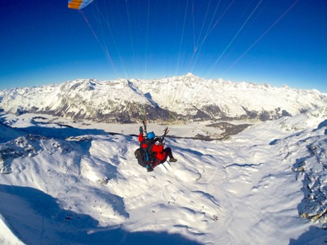 Image relating to FlyTicino Paragliding Tandem Flights #0