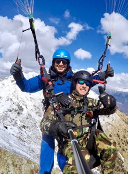 Image relating to FlyTicino Paragliding Tandem Flights #1