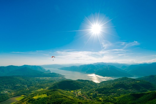 Image relating to FlyTicino Paragliding Tandem Flights #3