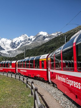 Image relating to Bernina Express Railway #0