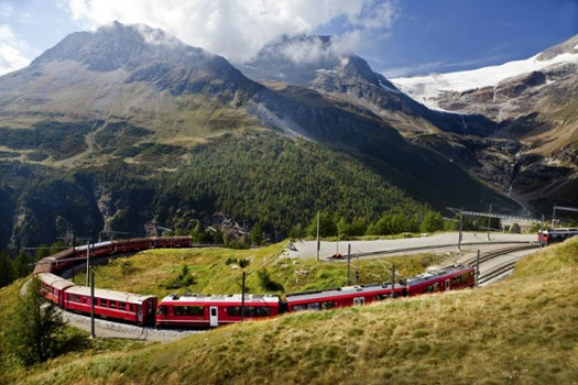 Image relating to Bernina Express Railway #2
