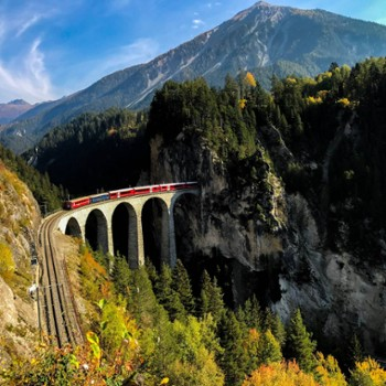 Image relating to Bernina Express Railway #1