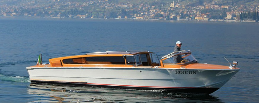 Image relating to Barindelli Taxi Boats Varenna #0