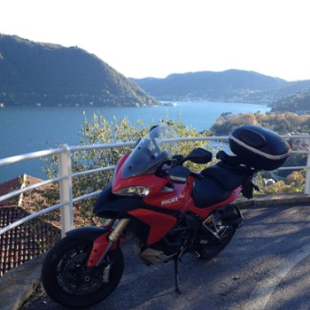Image relating to Lake Como Motorbike #5