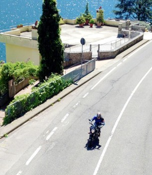 Image relating to Lake Como Motorbike #0