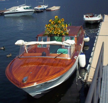 Image relating to Non Solo Barche Water Taxi #1