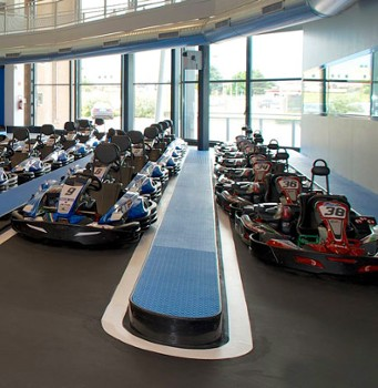 Image relating to Lario Motorsport Indoor Karting #2