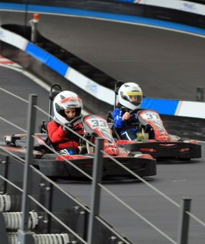 Image relating to Lario Motorsport Indoor Karting #3