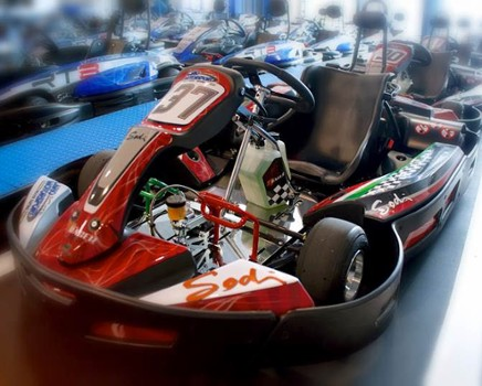 Image relating to Lario Motorsport Indoor Karting #0