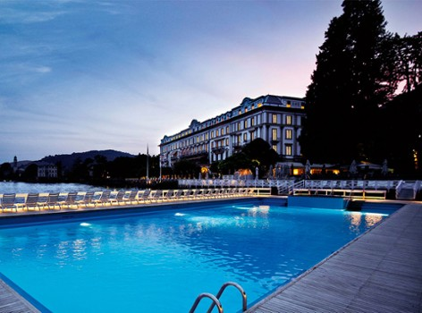 Image relating to Grill, Hotel Villa D'este #5